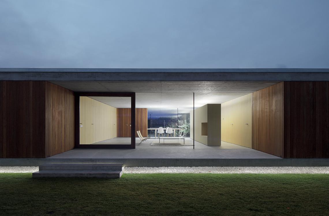 Pereda p rez arquitectos pamplona spain for Imagenes de arquitectura minimalista